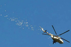 5 dead in helicopter crash in Caspian Sea