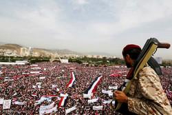 تظاهرات یمنی ها در صنعا