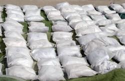 سایپا با ۵۲۶ کیلوگرم تریاک در جنوب کرمان متوقف شد