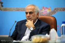 نشست خبری ربیع فلاح جلودار استاندار مازندران