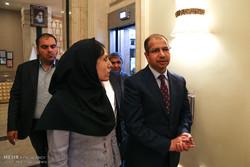 رئيس البرلمان العراقي: نحتاج الى جهد مشترك من أجل الحفاظ على أمن واستقرار المنطقة