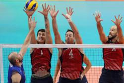 برنز والیبال به آمریکا رسید/ روسیه بازی برده را باخت