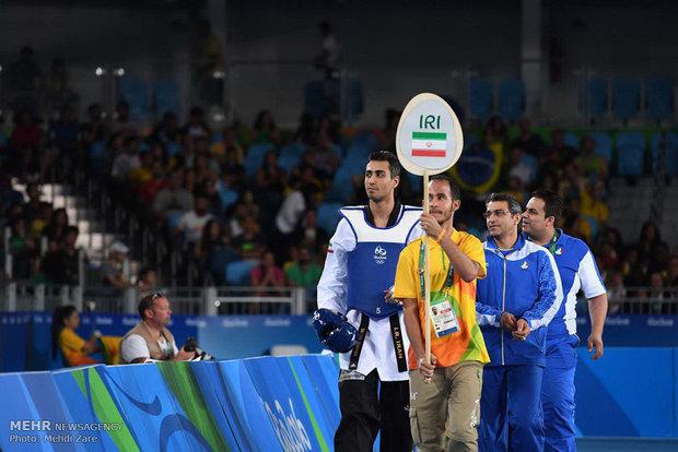 مسابقات تکواندو المپیک ریو ۲۰۱۶