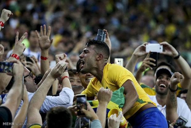 عنوان اولی آمریکا مسجل شد/ برزیل در حضور یک ایرانی طلا گرفت!