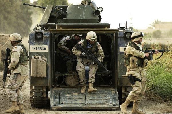 انفجار در مقابل پایگاه «بگرام» آمریکا در افغانستان