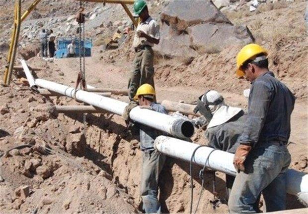 گازرسانی به تمام روستاهای بالای ۲۰ خانوار استان کرمانشاه ظرف ۳سال