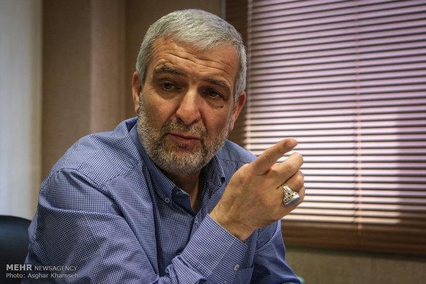 طهران وبغداد حریصتان علی تنمیة العلاقات فیما بینهما