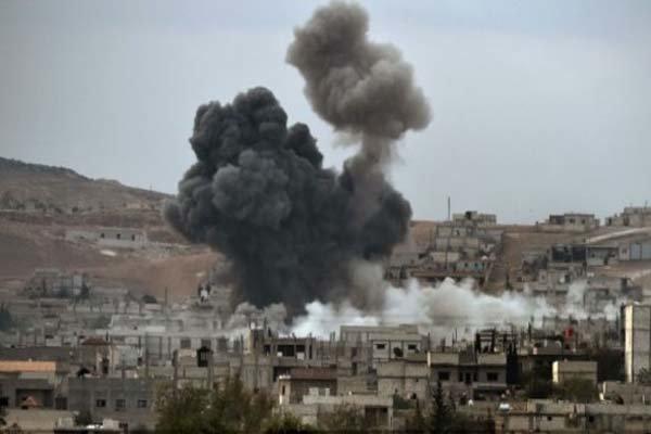 المقاومة الفلسطينية تطلق صواريخ باتجاه المستوطنات في اكبر ضربة منذ 2014