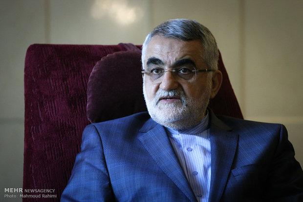 گفتگو با علائدین بروجردی رئیس کمیسیون امنیت مجلس شورای اسلامی