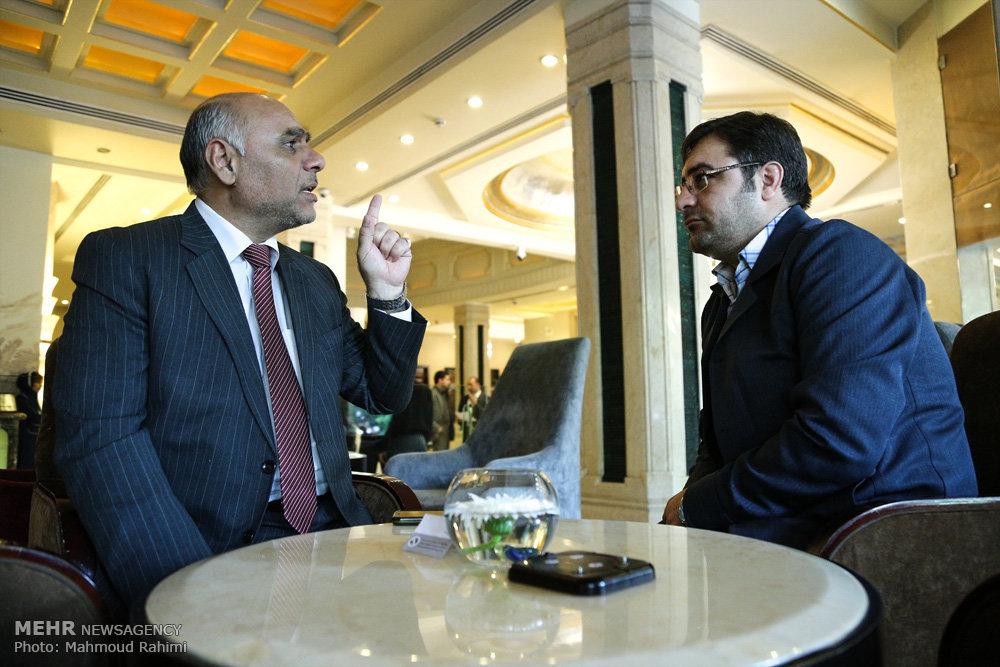 گفتگو با سلیم الجبوری، عادل البیاتی و علاءالدین بروجردی