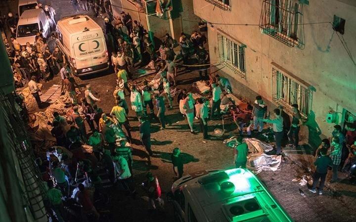 Terrorist blast in Turkey draws strong condemnation from