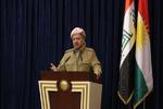 بارزانی:درباره همه مشکلات بابغداد به توافق رسیدیم