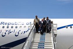 Zarif arrives in Malaysia