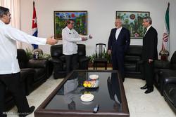 Dışişleri Bakanı Zarif Havana'da