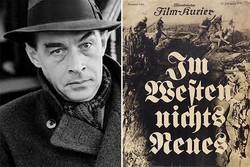 رمان در غرب خبری نیست