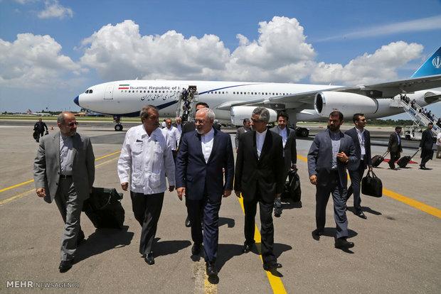 Zarif says to visit India, Iraq next week