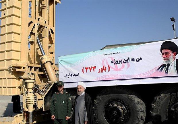 VIDEO: Iran unveils Bavar 373 air defense system