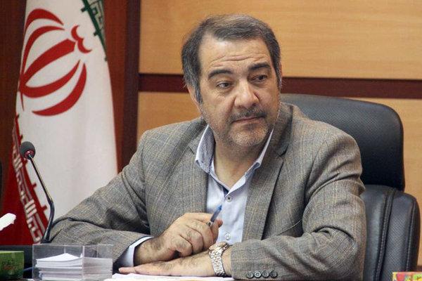 بهروز اسودی رئیس سازمان صنعت، معدن و تجارت استان سمنان