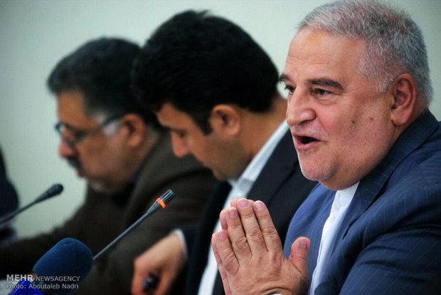 نشست خبری استاندار گلستان