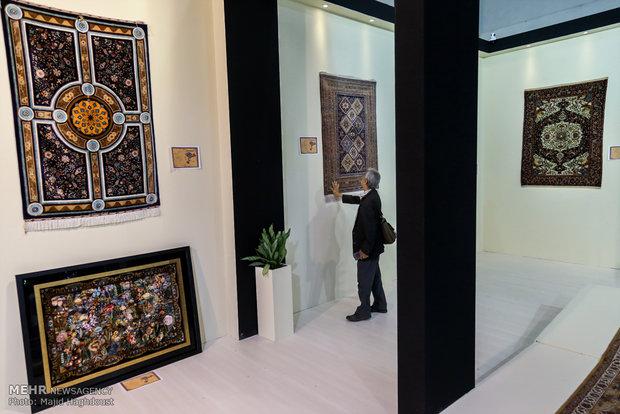 27th Iran Handmade Carpet Exhibition kicks off in Tehran