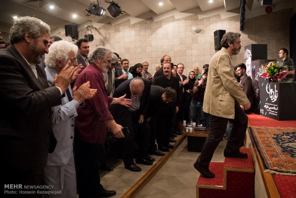 مراسم بزرگداشت زادروز حسین علیزاده