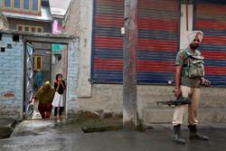 ۳ نظامی هندی در کشمیر کشته شدند