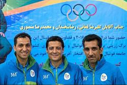 درخشانترین نتیجه ایران در المپیک خارج از کاروان بود/ مثلث افتخار