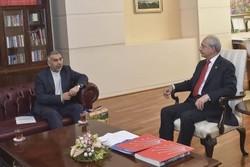 İran'ın Ankara Büyükelçisi'nden Kılıçdaroğlu'na yönelik saldırıya kınama