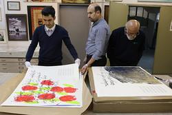 اهدای ۴۴ اثر چاپی از هنرمند آلمانی به موزه هنرهای معاصر تهران
