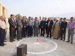 عملیات اجرایی مرکز فرهنگی گلزار شهدای خورموج آغاز شد