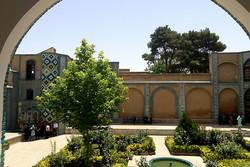 تبلور هنر اسلامی در آیینه کاری بناهای مذهبی کرمانشاه