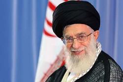 قائد الثورة الاسلامية يعرب عن تقديره للبعثة الرياضية الايرانية الى اولمبياد ريو