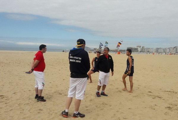 تیم ملی فوتوالی به دنبال خلق شگفتی در المپیک آزمایشی است 2183667