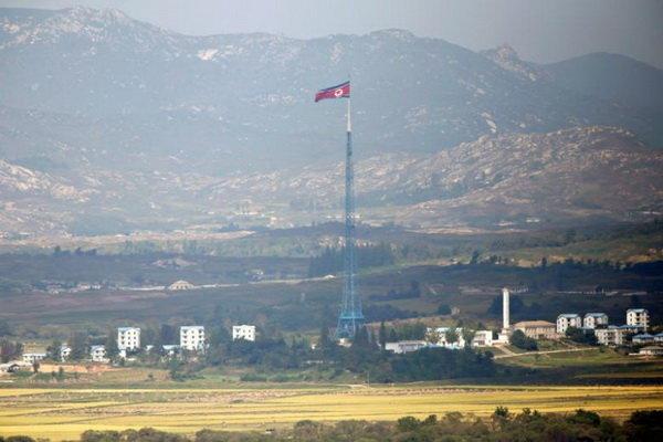 مین گذاری منطقه غیرنظامی مشترک با کره جنوبی توسط کره شمالی 2183668