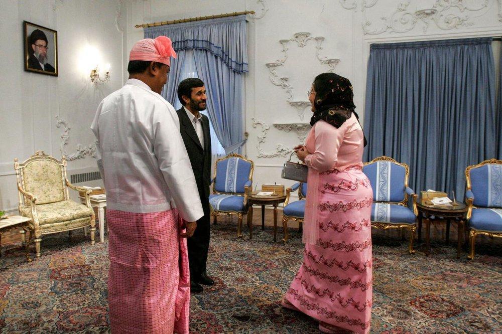 مهریاد؛ تقدیم استوارنامه سفیر میانمار و بررسی تحولات جهان اسلام