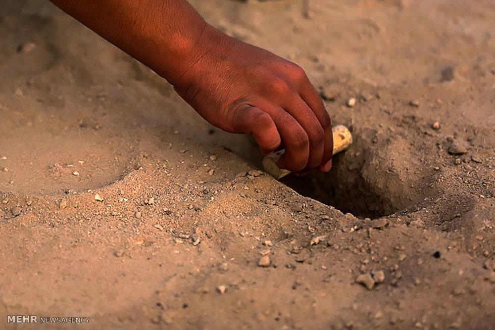 اولین دوره بازیهای بومی، محلی بومیان جزیره کیش