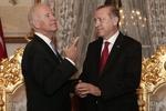 برسلز میں امریکی صدراور ترک صدر کی افغانستان کے بارے میں گفتگو