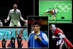 نگاهی به موفقیتهای کاروان ورزش ایران در المپیک/ کمتر از انگشتان دست!