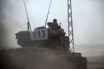 ورود ۱۰ تانک دیگر ارتش ترکیه به «جرابلس» سوریه