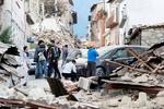 افزایش تلفات زلزله دیروز در ایتالیا به ۲۴۷ کشته
