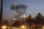 انفجار قوی در کابل/حمله انتحاری به دانشگاه آمریکایی