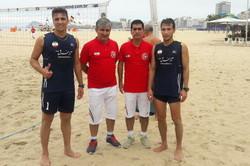 حریفان تیم ملی فوتوالی در المپیک آزمایشی ریو مشخص شدند