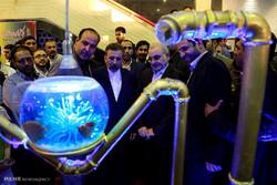افتتاح نمایشگاه سیمای امید با حضور وزیر ارتباطات