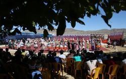 Kurmanji tribe wedding ceremony