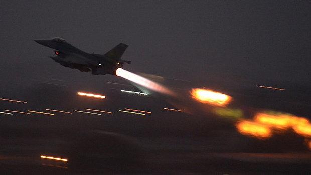Video: Turkish jets bomb ISIL targets in Jarabulus