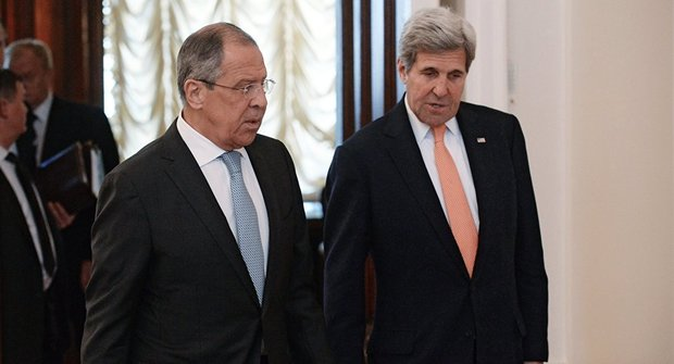 Russian FM confirms Lavrov-Kerry Talks in Geneva on August 26