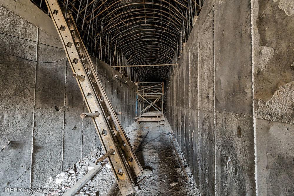 خط ۲ قطار شهری کرج در رویای افتتاح