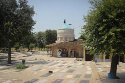 اجرای آئین «جوش زدن» در امامزاده روشنآباد کردکوی