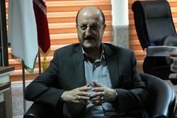 استاندار کردستان عبدالمحمد زاهدی