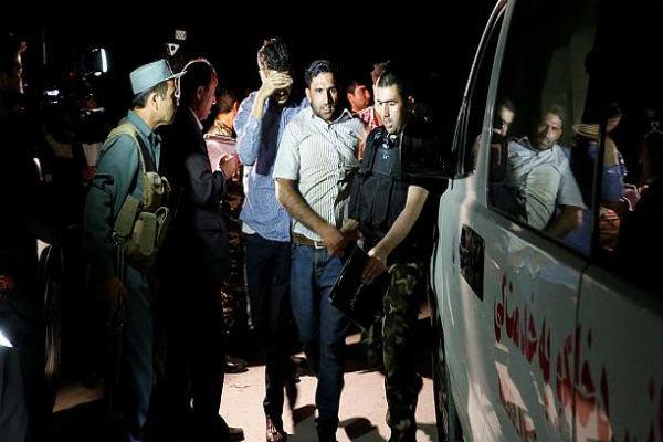کابل میں امریکی یونیورسٹی پر حملے میں 12 افراد ہلاک، 44 زخمی